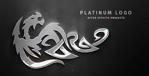 Videohive Platinum Logo 17930183
