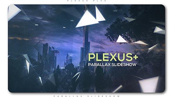 Videohive Plexus Plus Parallax Slideshow 20822844