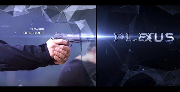 Videohive Plexus Trailer 18429686