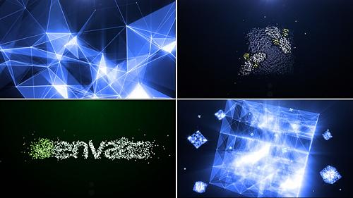 Videohive Plexus of Particles 22177744