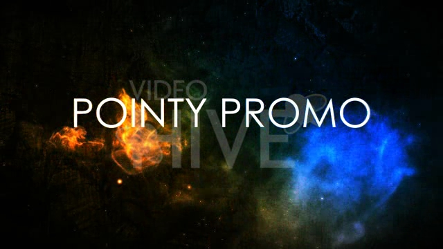 Videohive Pointy Promo 56316