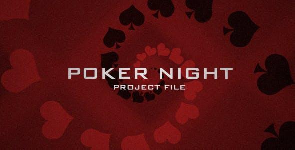Videohive Poker Night (2 in 1) 158510