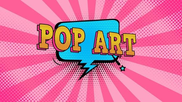 Videohive Pop Art Posters 27021094