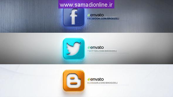 Videohive PopUp Logos 8117925