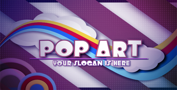 Videohive Popart