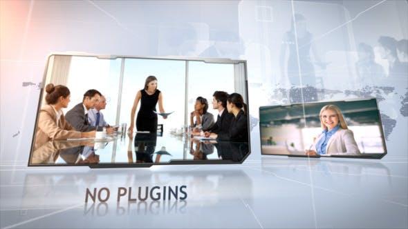 Videohive Power Centre Corporate Promo 12714633