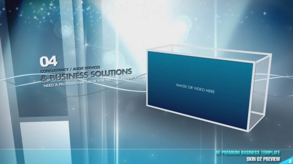 Videohive Premium Business Template
