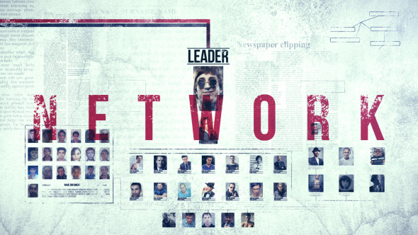 Videohive Production Documentary Reel Network 11460590