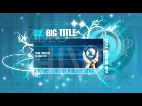 Videohive Professional Design Template V01