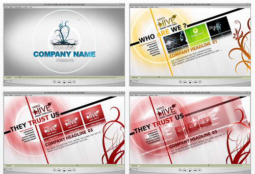 Videohive Professional Design Template V03 38063