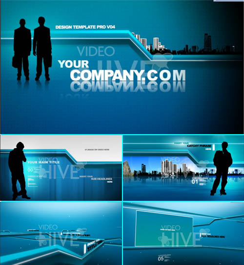 Videohive Professional Design Template V04 66108