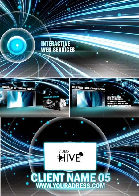 Videohive Professional Design Template V2 36208
