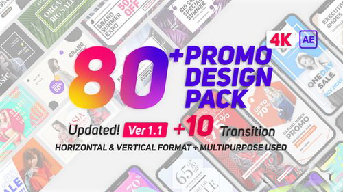 Videohive Promo Design Pack v1.1 21877188
