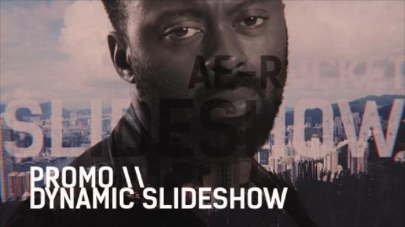 Videohive Promo Dynamic Slideshow 15195590