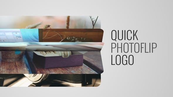 Videohive Quick PhotoFlip Logo 7733905