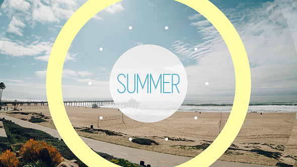 Videohive Quick Summer Opener 11930114