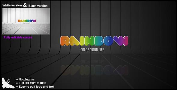 Videohive Rainbow Logo 5155435
