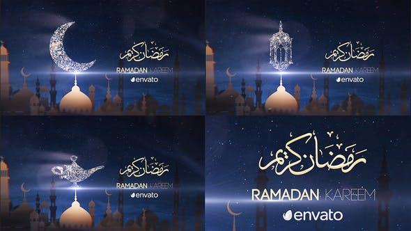 Videohive Ramadan Kareem 21789418