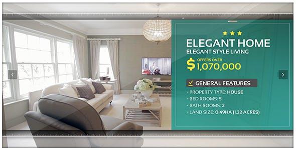 Videohive Real Estate 18121463
