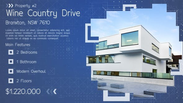 Videohive Real Estate Construction 2 26794084