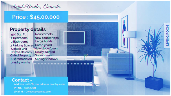 Videohive Real Estate Display 22792798