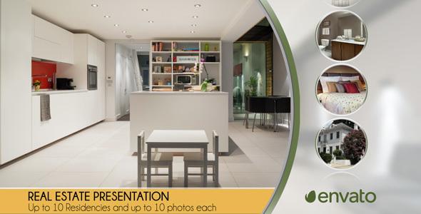 Videohive Real Estate Presentation 9910613