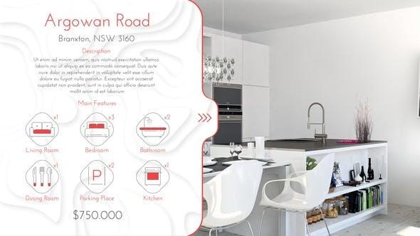 Videohive Real Estate Slideshow Promo 26780777