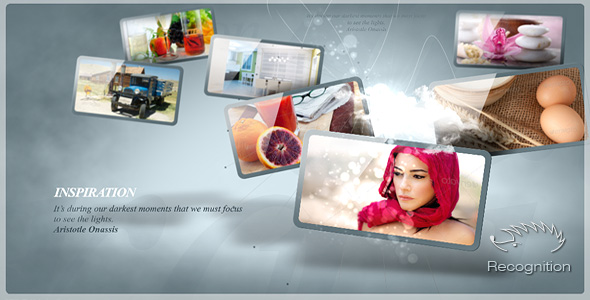Videohive Recognition 2862496