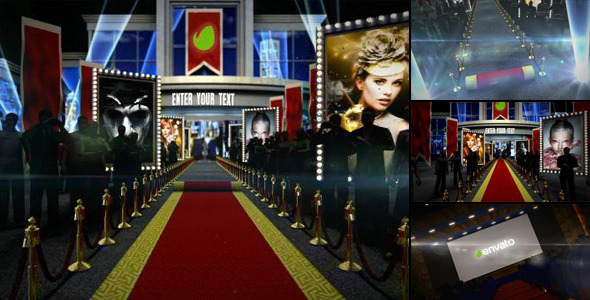Videohive Red Carpet 8163827