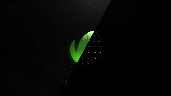 Videohive Reflect Logo Reveal 21712432