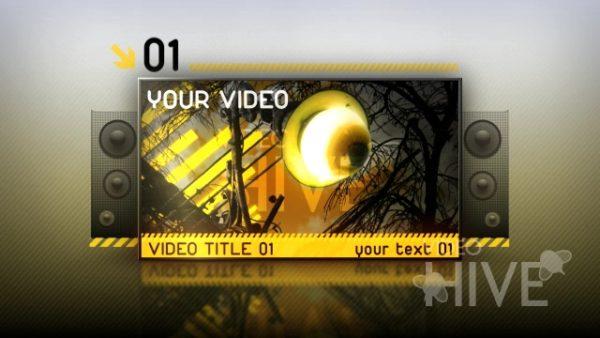 Videohive Reflect Media 36112