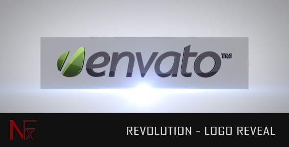 Videohive Revolution - Logo Reveal 4036065