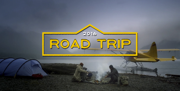 Videohive Road Trip 17798229