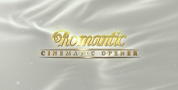Videohive Romantic Opener and Slideshow 2001127