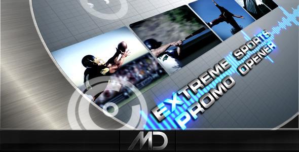Videohive SILVER SPORT HD