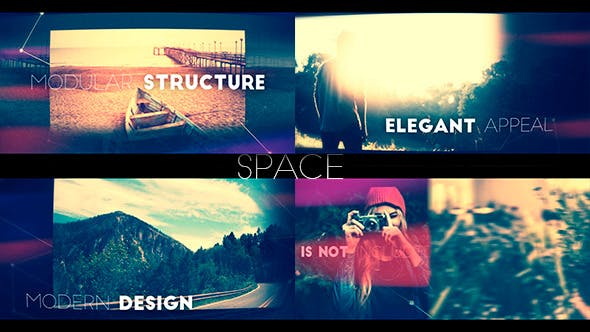 Videohive SPACE - Photo Video Gallery 12527249