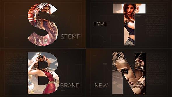 Videohive STOMP TYPE 21113258