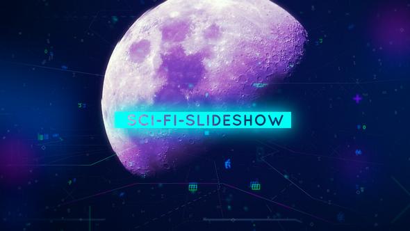 Videohive Sci-Fi-Slideshow 19248824
