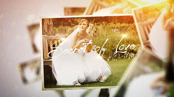 Videohive Secret of Love 20328932