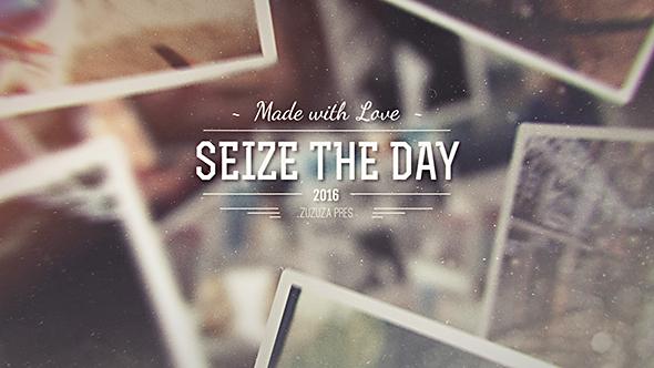 Videohive Seize the Day - Romantic Slideshow 16073807