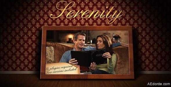 Videohive Serenity 239788