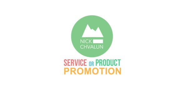 Videohive Service Or Product Promotion Presentation 12107826