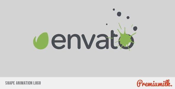 Videohive Shape Animation Logo 6543238