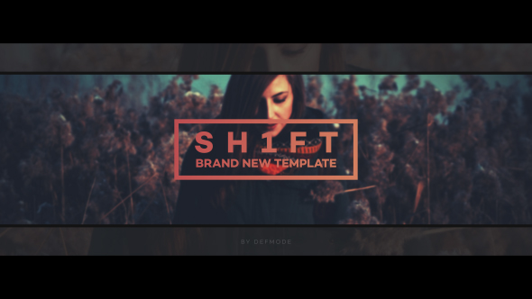 Videohive Shift Opener 20532720