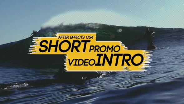 Videohive Short Promo Video Intro 10413017