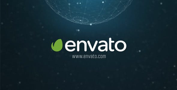 Videohive Signal - Logo Reveal 7865318