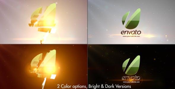 Videohive Simple Clean Logo 6838394