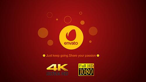 Videohive Simple Countdown Shape Logo 20444912