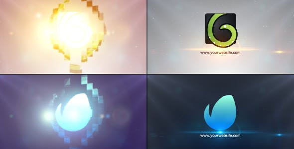 Videohive Simple Logo Animation 14234665