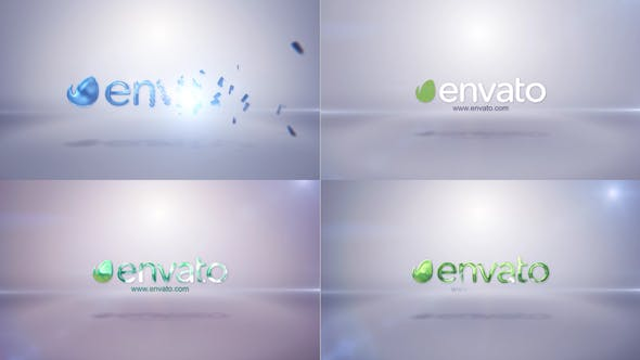 Videohive Simple Logo Reveal 23585259